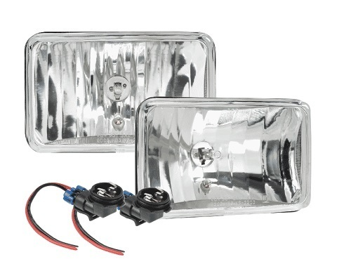 Halogen Headlamp - H1 Conversion Kit - 165 x 100mm High Beam Free Form (free delivery)