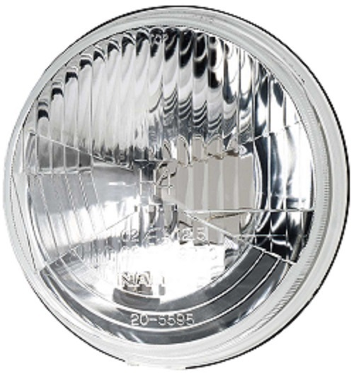 Halogen Headlamp - H4 5 3/4' (146mm) lamp (free delivery)