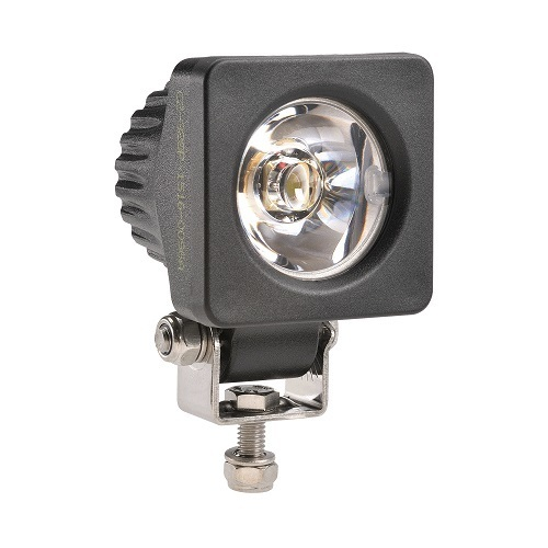 10-80V L.E.D Work Lamp Spread Beam -single (free delivery)