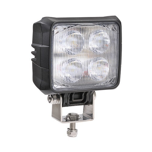 9-33V L.E.D WORK/REVERSE LAMP - 1200 LUMENS -single (free delivery)