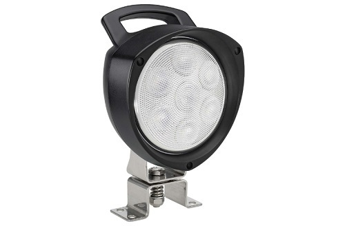 'Senator' L.E.D Work Lamp Flood Beam - 3500 lumens -single (free delivery)