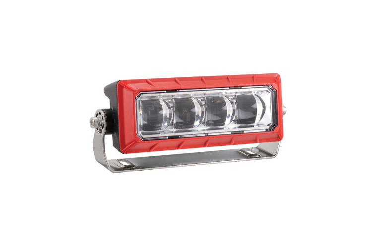 9-33 VOLT RED L.E.D SAFETY ZONE LAMP -single (Free Delivery)