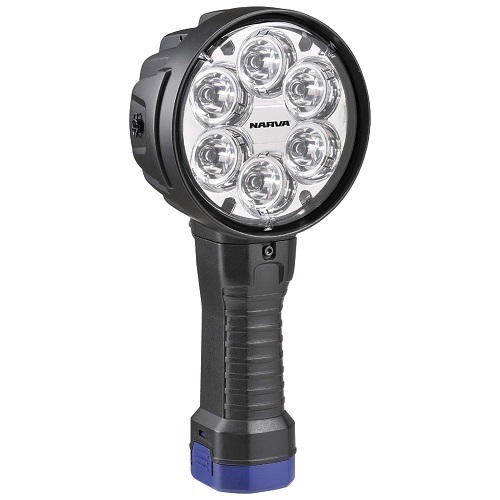 'COLT 1000' HIGH POWER 6 L.E.D HANDHELD SPOT LIGHT - 2500 LUMENS (free delivery)