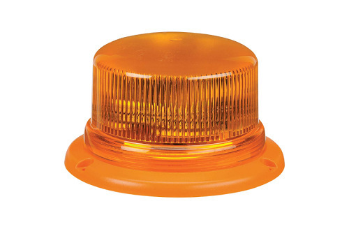 Narva Eurotech Low Profile L.E.D Strobe/Rotator Light (Amber), 6 Selectable Flash Patterns CLASS 2 (free delivery)