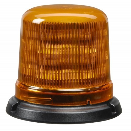 Narva Eurotech L.E.D Strobe/Rotator Light (Amber) 6 Selectable Flash Patterns, Flange Base CLASS 1 (free delivery)