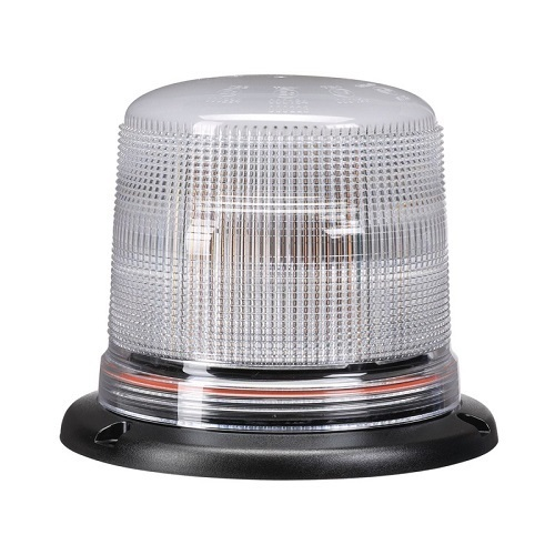 12/24V NARVA EUROTECH L.E.D STROBE/ROTATOR LIGHT WITH FLANGE BASE (AMBER) CLASS 1 (free delivery)