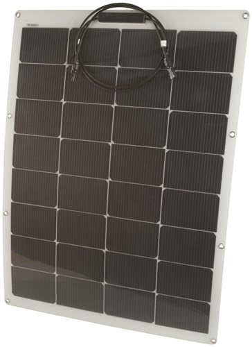 100W 12V Semi Flexible Solar Panel with DF Technology (FREE DELIVERY)