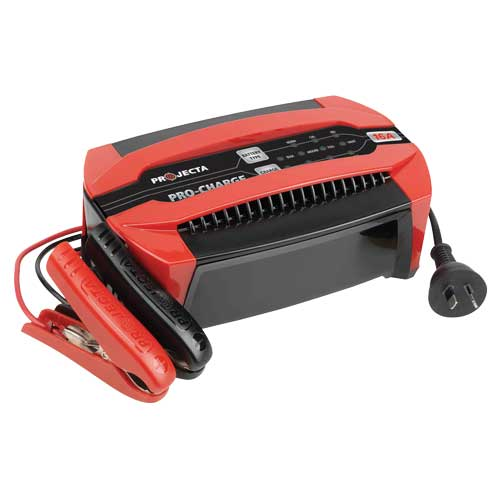 PC1600 12 volt 16amp Charger