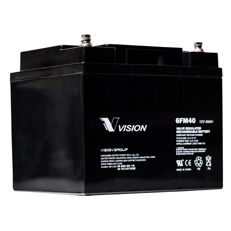 12volt 40amp Cycling Battery VFMR040 (FREE DELIVERY, no Rural tickets)