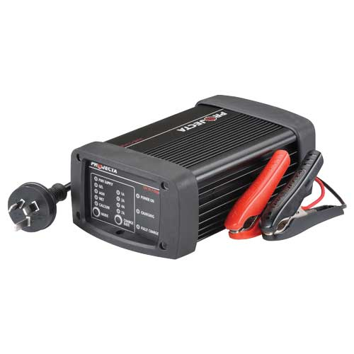 IC700W 12v 7amp 7-stage Multi-Chemistry Charger WORKSHOP MODEL