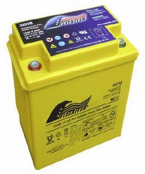 HC18 Full River 12v Performance/sports Battery