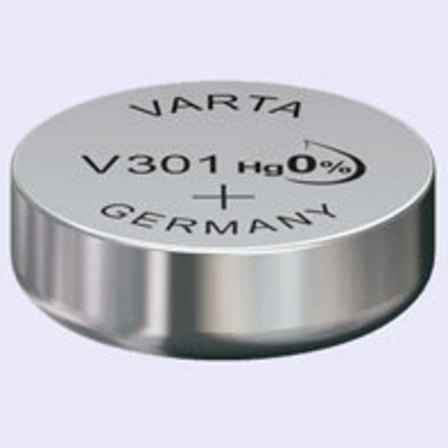 V301 / V386 Watch Battery (SR43SW - V12GS) 1.55v