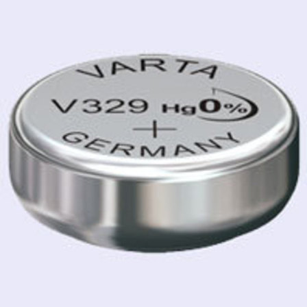 V329 Watch Battery (SR731SW)
