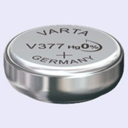 Maxell V377 (V376) Watch Battery (SR626SW)