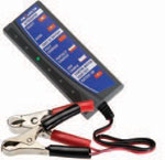 BATTERY TESTER BT100 Battery and Alternator Asessment tester