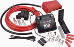 12V 100amp Electronic Duel Battery Kit