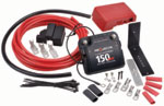 12V 150amp Electronic Duel battery Kit