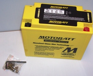 MB51814 Motobatt Quadflex Battery