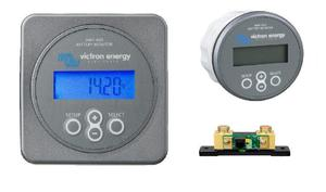 Victron Battery Monitor, Single bank + Shunt