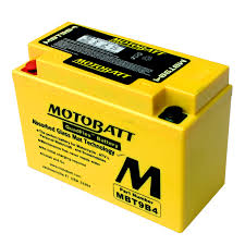 MBT9B4 Motobatt Quadflex Battery