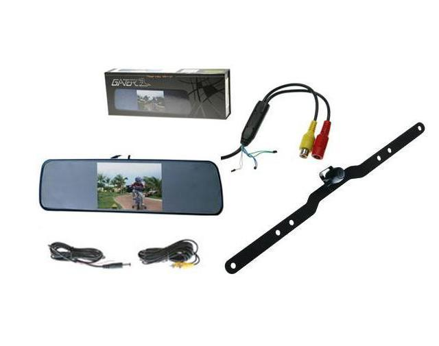 Gator Reverse Mirror Camera Kit